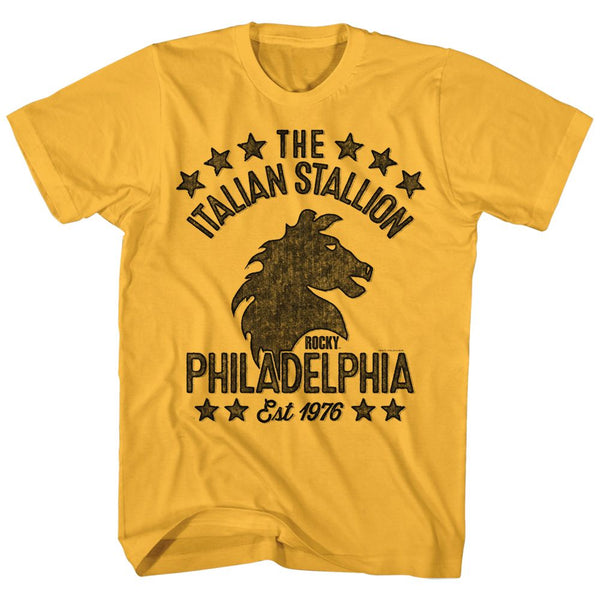Rocky-Stallionish-Ginger Adult S/S Tshirt - Coastline Mall