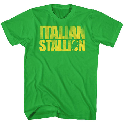 Rocky-Italian Green-Kelly Adult S/S Tshirt