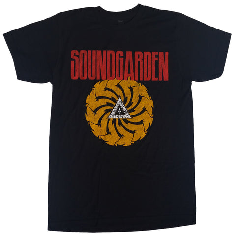 Soundgarden Bad Motor Finger Licensed Grunge Rock Men's T-Shirt
