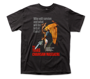 Texas Chainsaw Massacre Bizarre & Brutal Crimes! adult tee