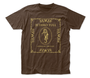 Jethro Tull Living in the Past fitted jersey tee