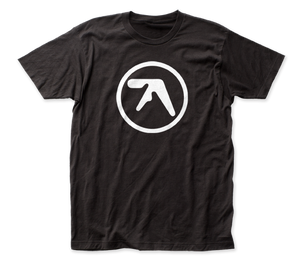 Aphex Twin Logo fitted jersey tee