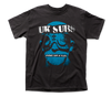 UK Subs - Another Kind of Blues | Black S/S Adult T-Shirt - Coastline Mall