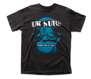 UK Subs Another Kind of Blues adult tee