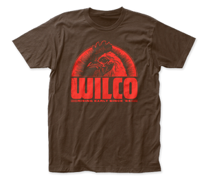 Wilco Rising Early Since '94 fitted jersey tee