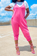 Berry French Terry Jumpsuit