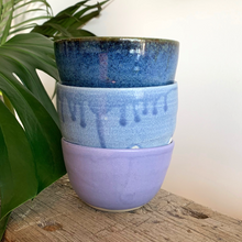 Load image into Gallery viewer, SALE - Brekkie Bowl/Planter - Lilac #6/3