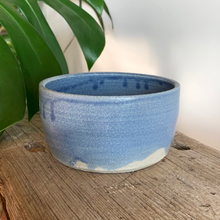 Load image into Gallery viewer, SALE - Brekkie Bowl - Blue #6/1