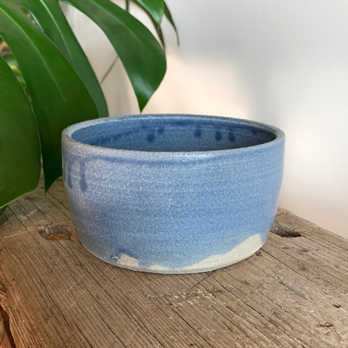 SALE - Brekkie Bowl - Blue #6/1