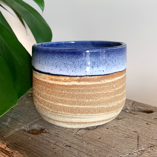 SALE - Planter - Blue Horizon #7/1
