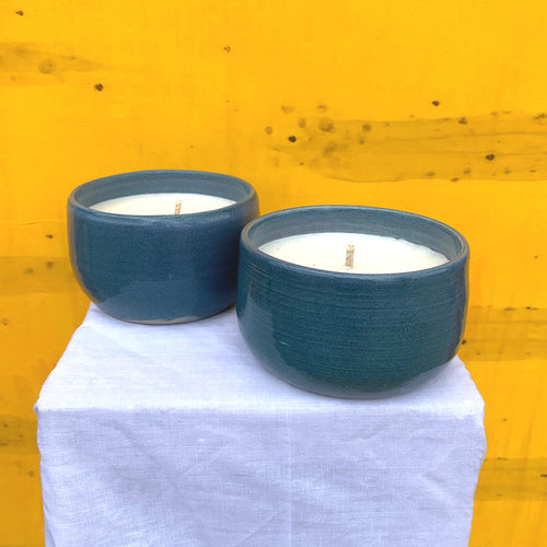 Soy Candle - Melon and Violets
