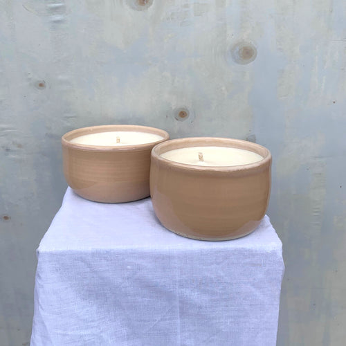 Soy Candle - Grapefruit, Lime and Coconut