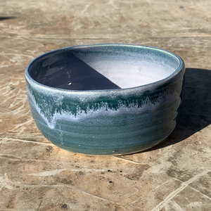 SALE - Open Bowl - Ocean (Sample)