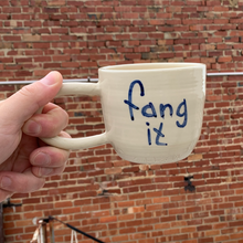 Load image into Gallery viewer, Mug - Fang It