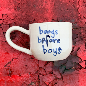 Mug - Bongs Before Boys
