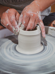 Term 2 - 2021 - Pottery Wheel Class - 7 Weeks