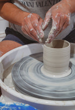Load image into Gallery viewer, Term 2 - 2021 - Pottery Wheel Class - 7 Weeks