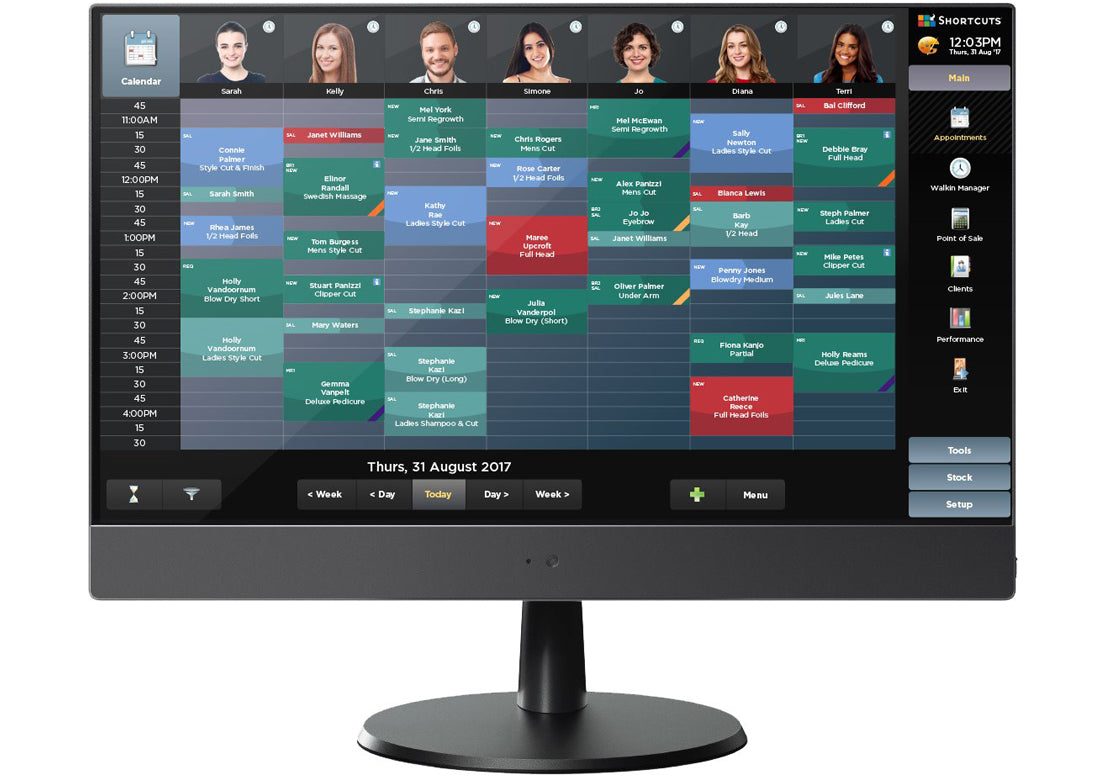 Lenovo All-In-One (Touch currently out of stock- Non Touch available)