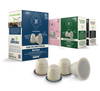 Sampler Pack -100 Compostable Nespresso® Compatible Capsules