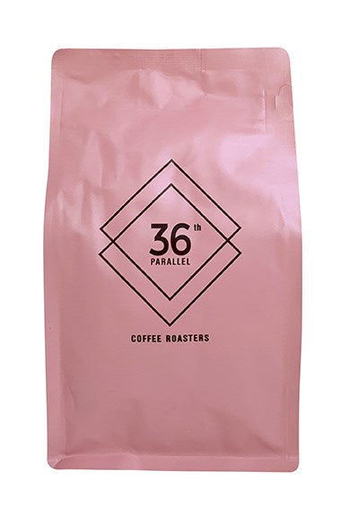 36-parallel-coffee,36th Parallel Coffee 250 gram DECAF Beans,36th parallel specialty coffee roasters,Beans (4408758173790)