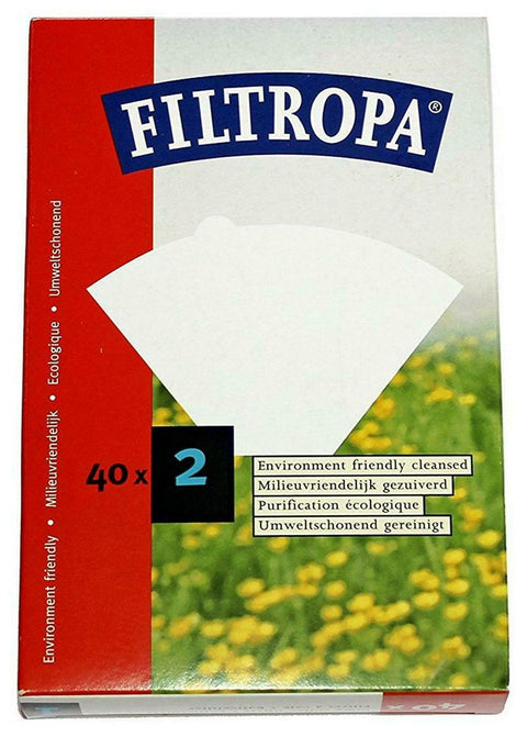36-parallel-coffee,Filtropa Paper Filter #2 - Bleached 40pk,Filtropa,Filter (3955504742515)