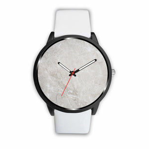 Pale Gray Marble Watch