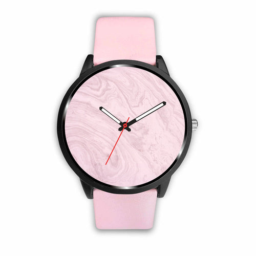 Pink Marble Watch