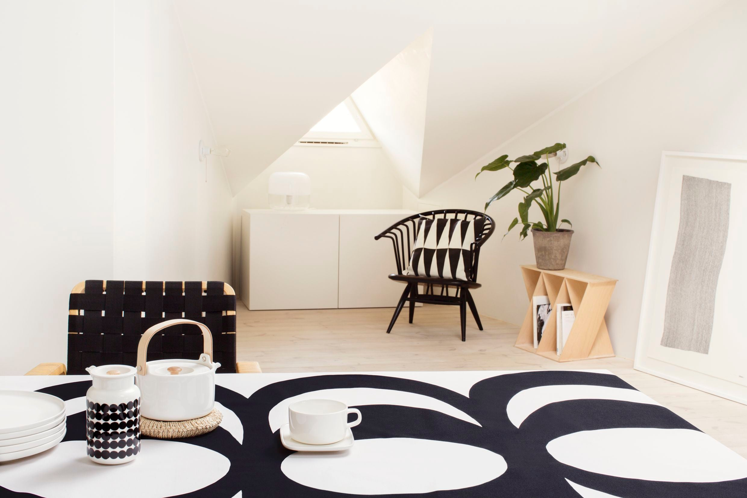 Marimekko textiles and home decor