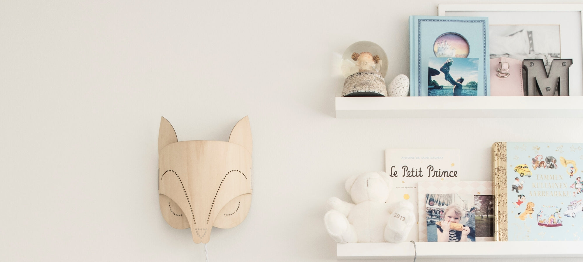 Be&Liv Spirit Animals Lamp Collection