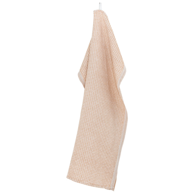 Lapuan Kankurit MAIJA Kitchen Towel White-Cinnamon
