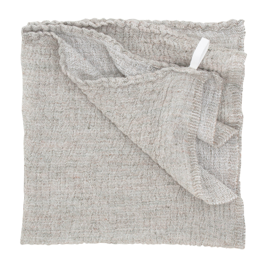 Lapuan Kankurit NYYTTI Hand Towel / Wash Cloth White-Linen