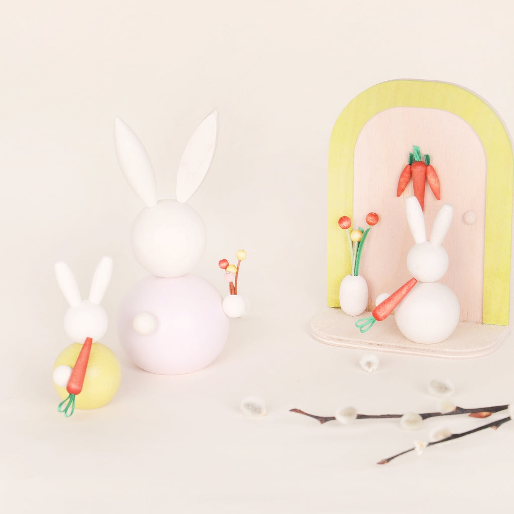 Aarikka Easter Spring wooden decorations