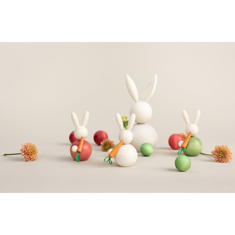"Aarikka JÄNÖ bunny (3.4"" / 8.5 cm) 