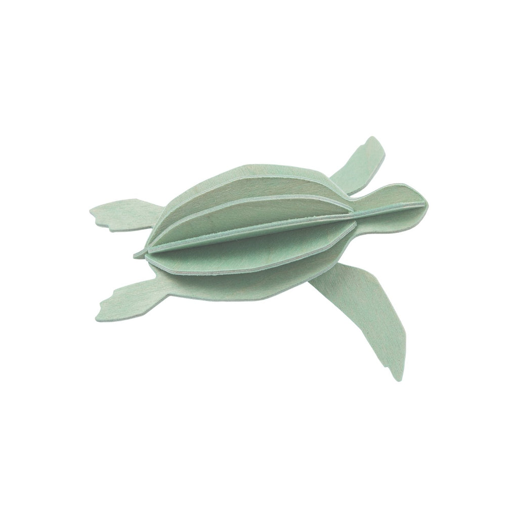 "Lovi SEA TURTLE 4.7"" mint green"