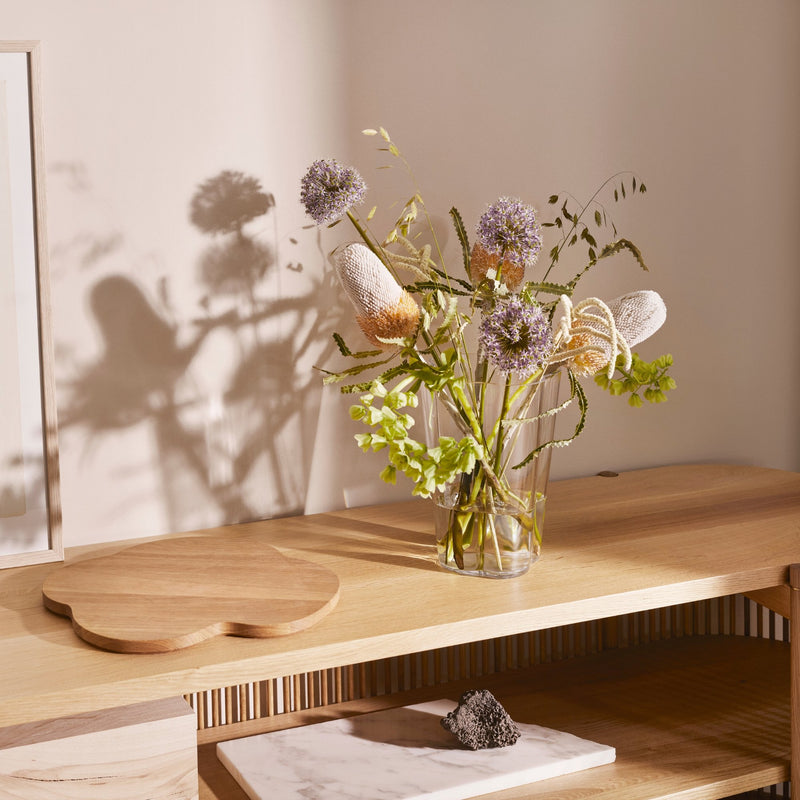 Iittala ALVAR AALTO Collection oak serving tray 15.75""