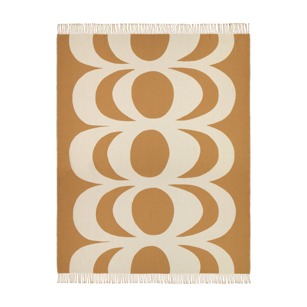 Marimekko off white beige KAIVO Blanket/Throw