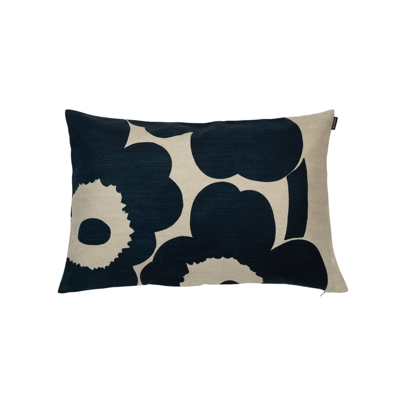 Marimekko Dark Blue UNIKKO Cushion Cover