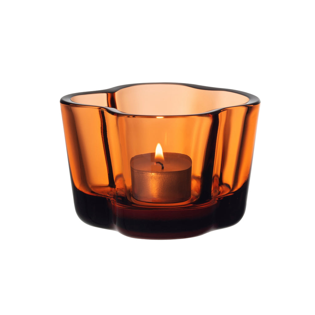 Iittala ALVAR AALTO COLLECTION Tealight Candleholder | NEW Iittala