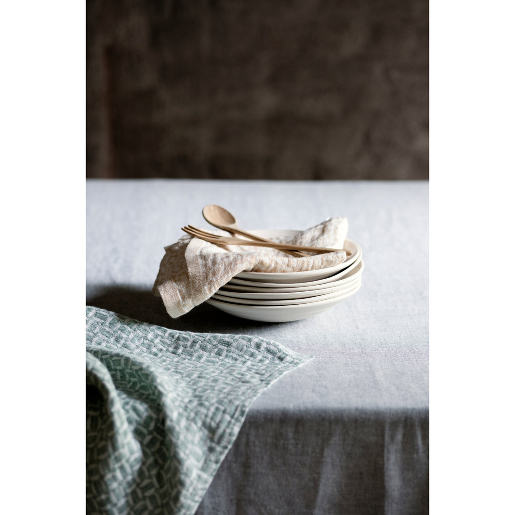 Lapuan Kankurit MAUSTE Tea Towel white-cinnamon