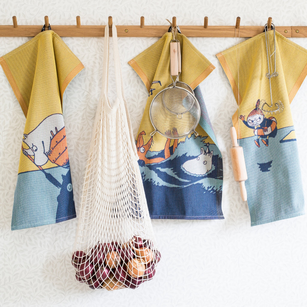 Ekelund Moomin #oursea towels