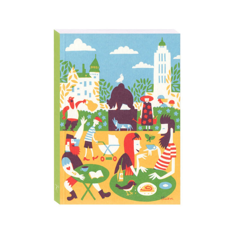 Kehvola PARK notebook green