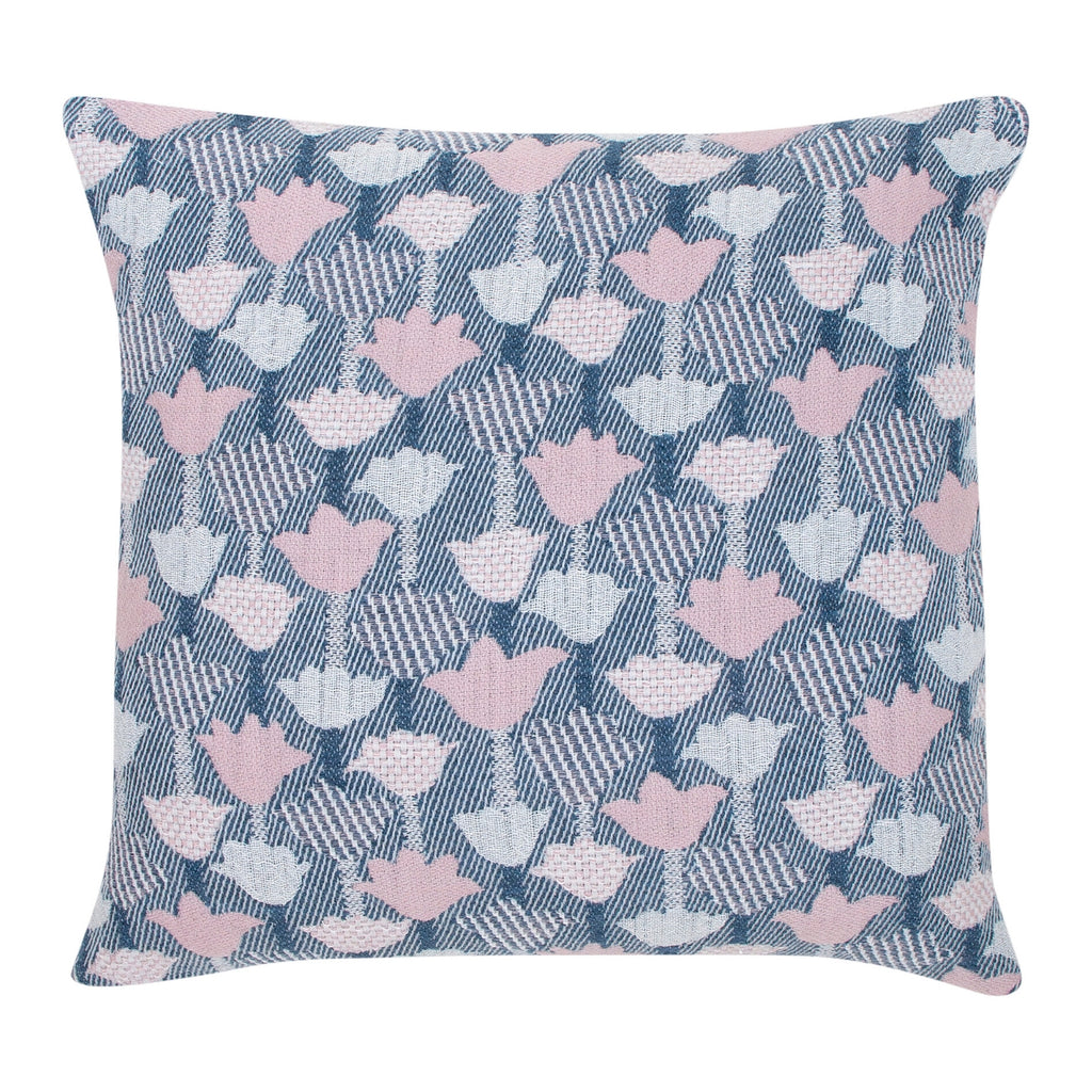 Lapuan Kankurit TULPPAANI Cushion Cover Rose-Blue