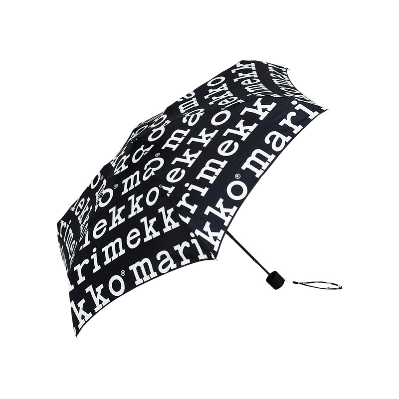 Marimekko MARILOGO Mini Umbrella black