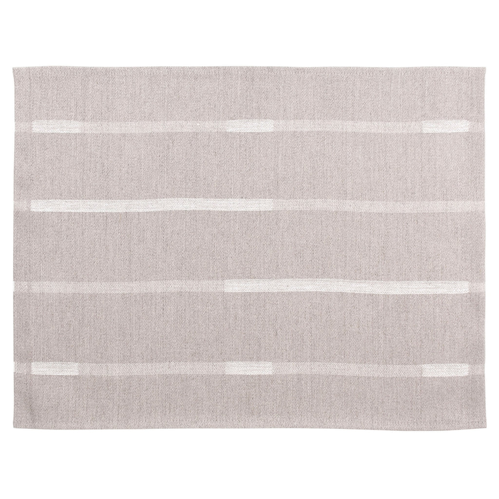 Lapuan Kankurit LINNEA 100% Linen Placemat in Linen-White Color