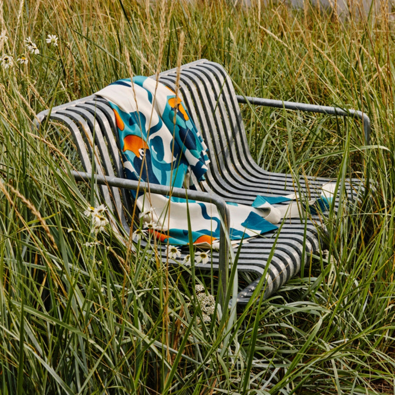 "Iittala VALKEA tealight holder (2.5"") linen"