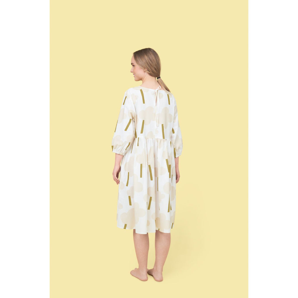 Iittala MIRANDA Glass Bowl linen