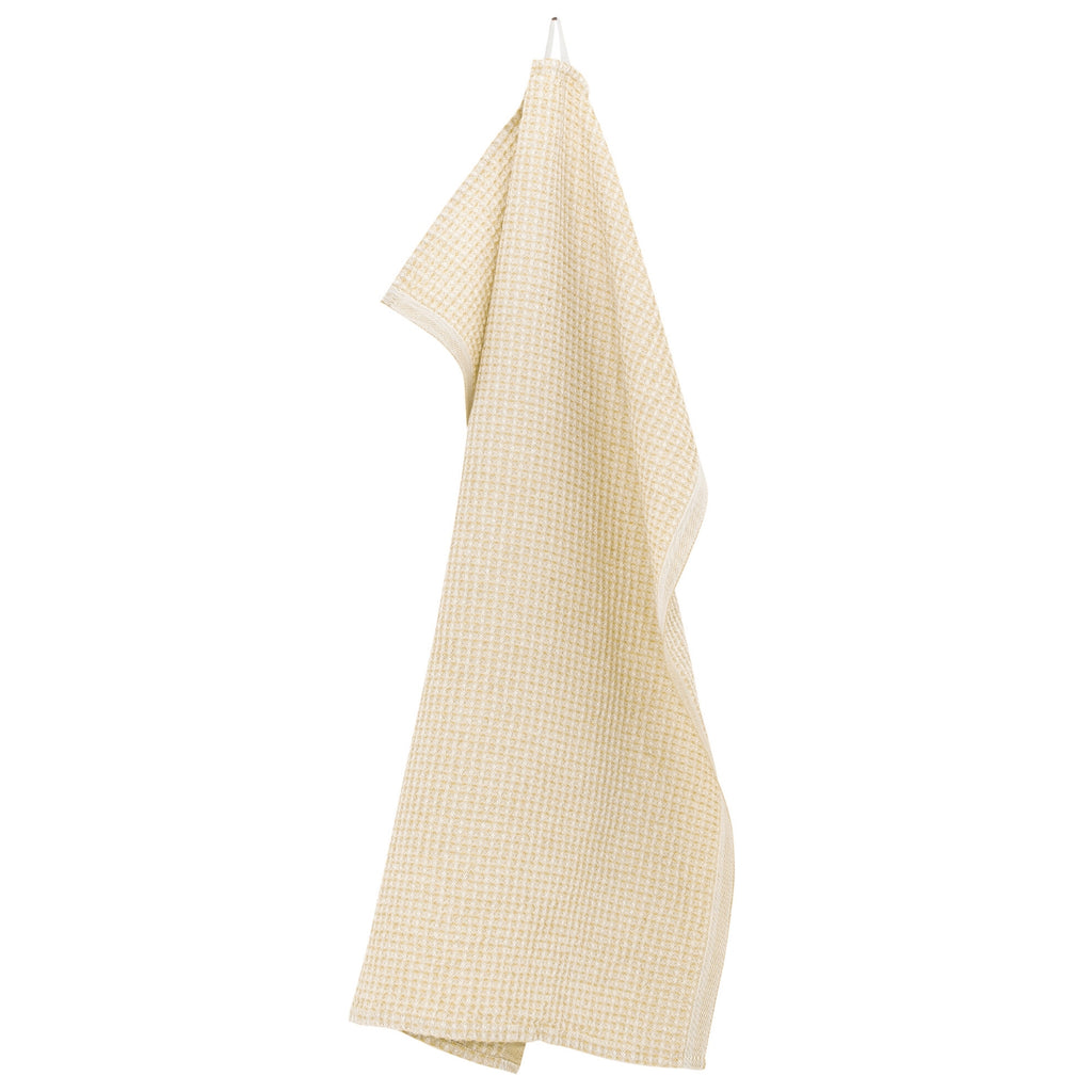 Lapuan Kankurit MAIJA Kitchen Towel white-gold