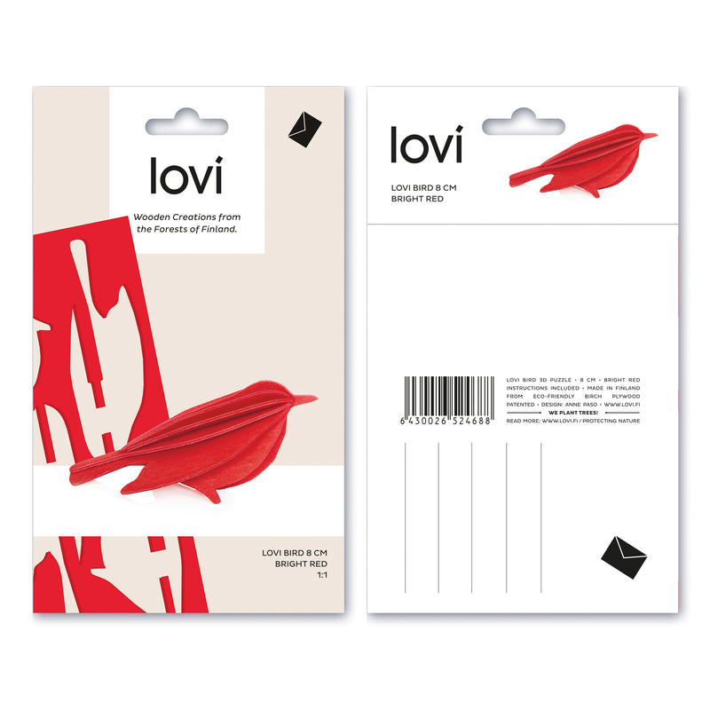 Lovi BIRD (3.15"