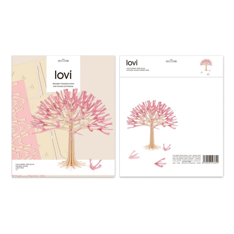 "Lovi CHERRY TREE (8.7""/ 22 cm)"