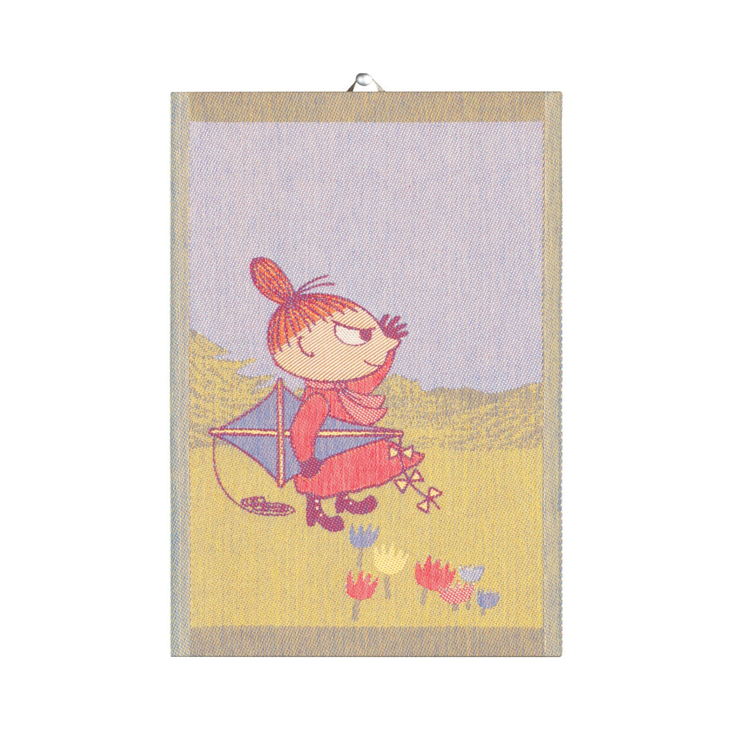 Ekelund moomin little my windy kite towel